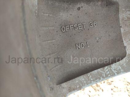 Диски 16 дюймов Kia ширина 6.5 дюймов вылет 36 мм. б/у в Новосибирске