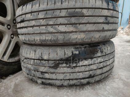 Летниe шины Dunlop Enasave rv504 215/60 17 дюймов б/у в Новосибирске