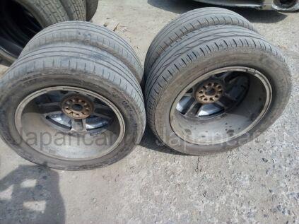 Диски 17 дюймов Toyota ширина 7 дюймов вылет 45 мм. б/у в Челябинске