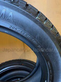 Зимние шины Yokohama Ice guard ig 50 205/55 16 дюймов б/у во Владивостоке