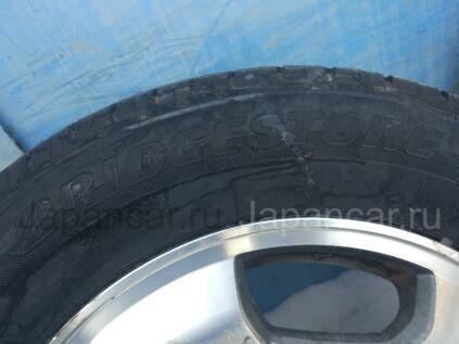 Летниe колеса Bridgestone Nextry ecopia 215/60 16 дюймов Enkei б/у в Новосибирске