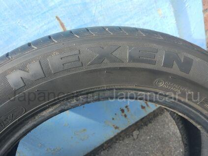 Летниe шины Nexen N'blue hd plus 205/55 16 дюймов б/у в Новосибирске