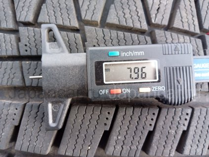 Зимние шины Bridgestone Blizzak revo gz 225/55 17 дюймов б/у в Челябинске