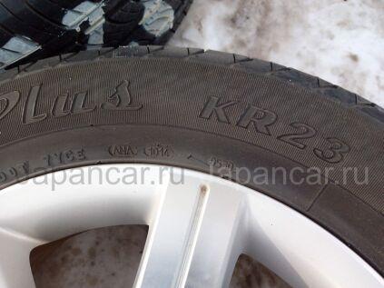 Летниe шины Kenda Komet plus kr23 205/60 16 дюймов б/у в Челябинске