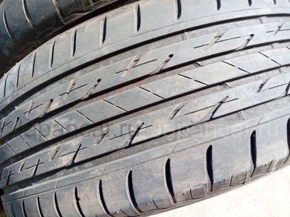 Летниe шины Bridgestone Nextry ecopia 225/55 17 дюймов б/у в Челябинске