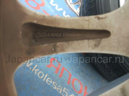 Летниe колеса Bridgestone Dueler h/l 225/60 18 дюймов Honda б/у в Новосибирске