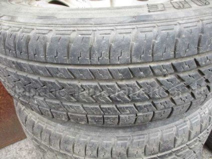 Летниe шины Bridgeston 215/65 16 дюймов б/у во Владивостоке