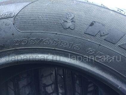 Летниe шины Maxtrek Maximus m1 205/65 16 дюймов б/у в Новосибирске