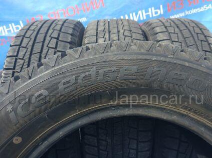 Зимние шины Zetro Ice edge neo 215/60 16 дюймов б/у в Новосибирске