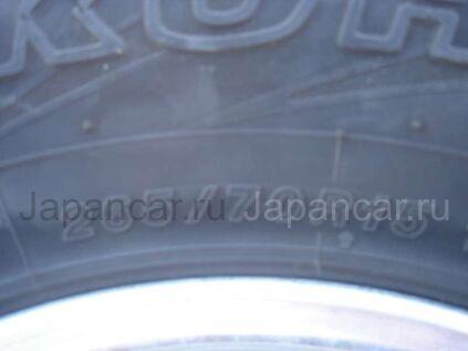 Летниe колеса Nissan Terrano 265/70 15 дюймов б/у во Владивостоке