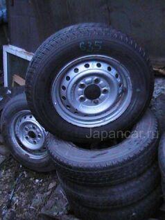 Летниe шины Toyota Town ace 165/- 13 дюймов б/у во Владивостоке