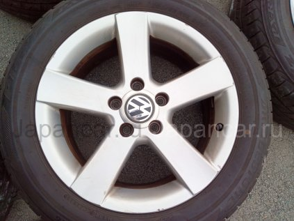 Диски 16 дюймов Volkswagen ширина 7 дюймов вылет 37 мм. б/у в Челябинске