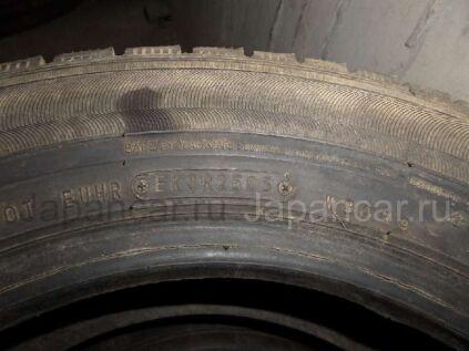 Зимние шины Dunlop Dsx 175/70 14 дюймов б/у в Новосибирске