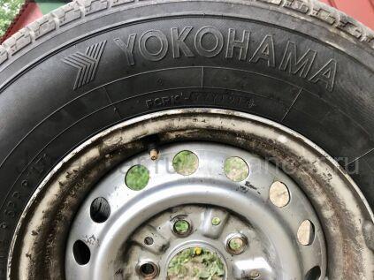 Летниe шины Yokohama Ry52 185/80 14 дюймов б/у во Владивостоке