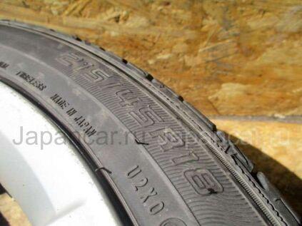 Летниe шины Dunlop 215/45 18 дюймов б/у в Москве