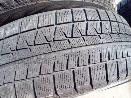 Зимние шины Bridgestone Blizzak revo gz 215/60 17 дюймов б/у в Челябинске
