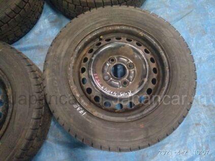 Диски 15 дюймов Honda вылет 4 мм. б/у в Барнауле