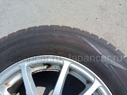 Зимние шины Dunlop Wintermaxx wm02 205/65 15 дюймов б/у в Челябинске