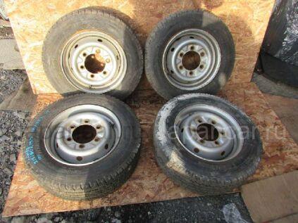 Всесезонные колеса Toyo Delvex m934 215/60 15 дюймов Japan б/у во Владивостоке