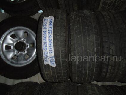 Всесезонные колеса Yokohama geolander Geolender i|t-s 215/70 15 дюймов Япония б/у в Артеме