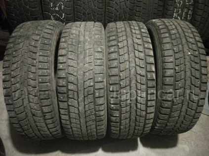 Зимние шины Dunlop Sp winter ice 225/65 17 дюймов б/у в Новосибирске