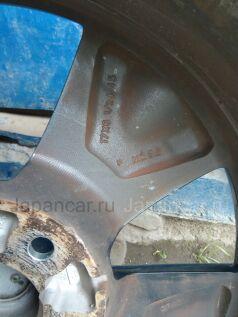 Летниe колеса Brigestone 215/55 17 дюймов Nissan б/у во Владивостоке