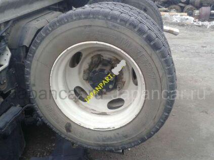 Всесезонные колеса 215/70 17 дюймов б/у во Владивостоке