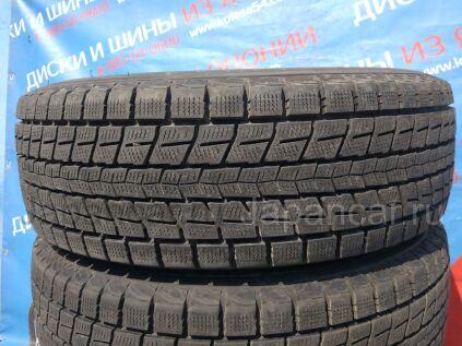 Зимние шины Dunlop Winter maxx sj8 215/65 16 дюймов б/у в Новосибирске