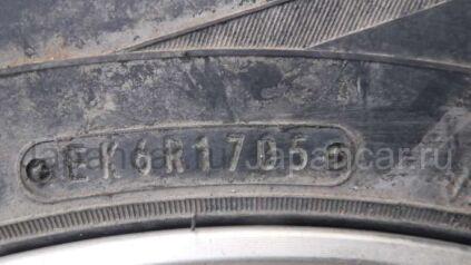 Зимние колеса Toyota Land cruiser 265/70 16 дюймов Grand trek вылет 7 мм. б/у во Владивостоке