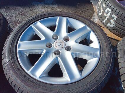 Диски 16 дюймов Honda ширина 6.5 дюймов вылет 45 мм. б/у в Челябинске