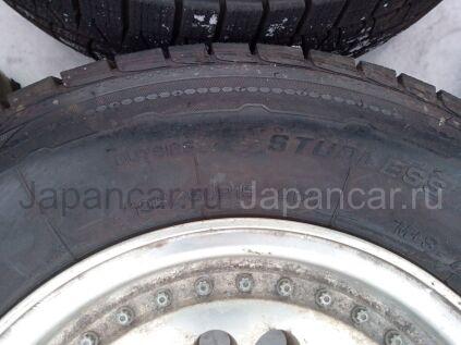Зимние шины Nankang Corsafa 195/80 15 дюймов б/у в Челябинске