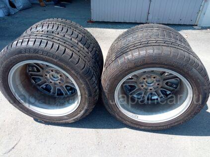 Диски 17 дюймов Mazda ширина 7.5 дюймов вылет 50 мм. б/у в Челябинске