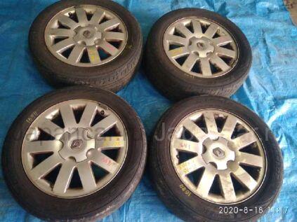 Летниe колеса Dunlop Enasave rv503 205/55 16 дюймов Renault вылет 5 мм. б/у в Барнауле