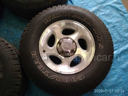 Диски 16 дюймов Ford б/у в Барнауле