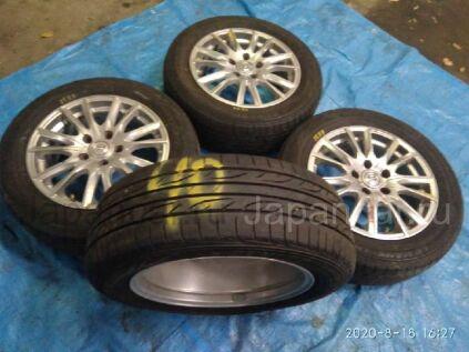 Летниe шины Dunlop Sp sport lm70 205/60 16 дюймов б/у в Барнауле