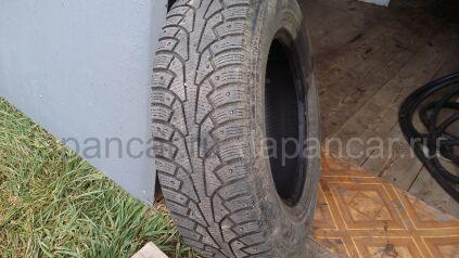Зимние шины Nokian Hakkapeliitta 5 suv 225/70 16 дюймов б/у в Тюмени