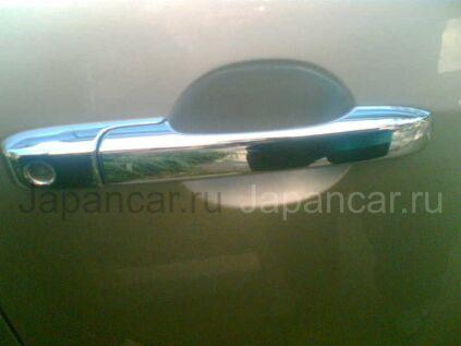 Накладки кузова на Honda CR-V во Владивостоке