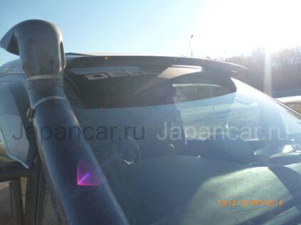 Воздухозаборник на Mitsubishi Delica в Хабаровске