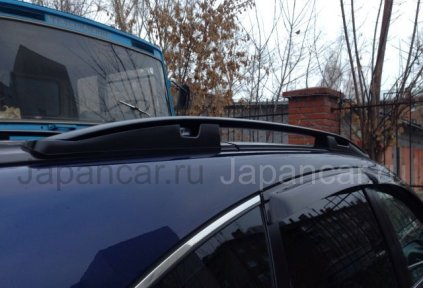 Релинги на Honda CR-V в Новосибирске