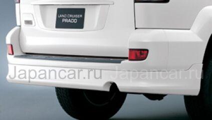 Задняя губа на Toyota Land Cruiser Prado во Владивостоке