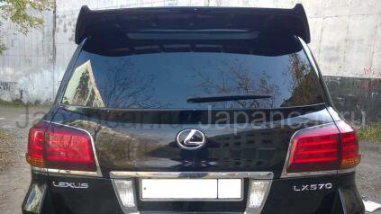 Накладки кузова на Lexus LX570 во Владивостоке
