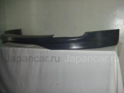Накладка на бампер на Subaru Legacy B4 во Владивостоке