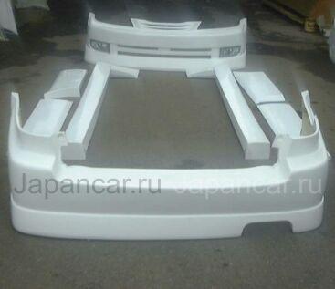 Комплект аэрообвесов на Honda Accord Wagon во Владивостоке