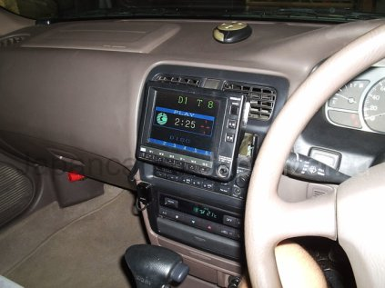 Электроника на Nissan в Арсеньеве