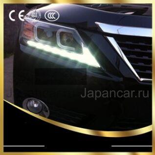 Габаритные дневные ходовые огни на Toyota Camry в Новосибирске