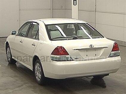 Toyota Mark II 2003 года во Владивостоке