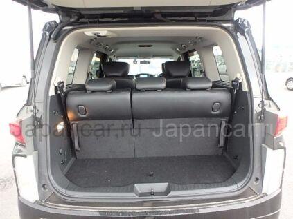 Nissan Elgrand 2014 года в Японии, TOTTORI