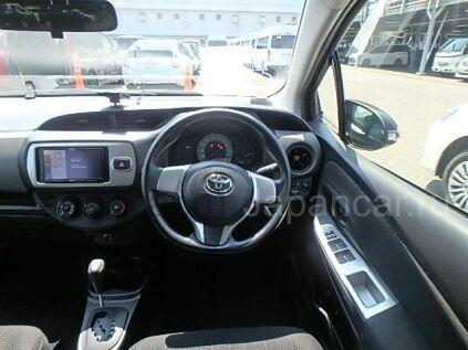 Toyota Vitz 2015 года во Владивостоке