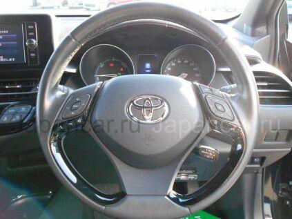 Toyota C-HR 2017 года в Хабаровске