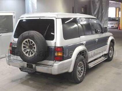 Mitsubishi Pajero 1991 года во Владивостоке